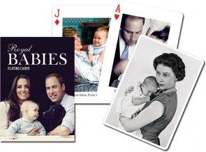 Karty Piatnik Królewskie  Dzieci