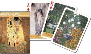 Karty Piatnik Klimt