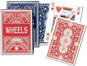 Karty Wheels Pokerowe Piatnik