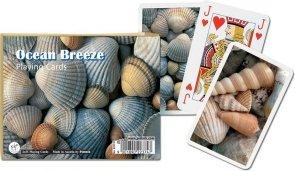 Karty Piatnik Bryza - 2 talie