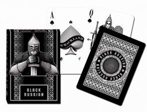 Karty Piatnik Black Russian