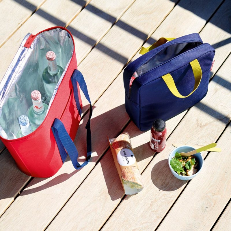 Torba na lunch Foodbox Iso S kolor Navy, firmy Reisenthel