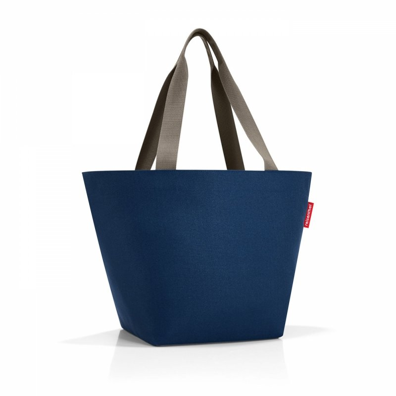 Torba na zakupy Shopper M kolor Dark Blue, firmy Reisenthel