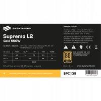 Zasilacz SilentiumPC Supremo L2 550W 80+ Gold (SPC139)