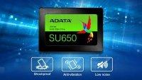 Dysk SSD Adata Ultimate SU650 480GB(ASU650SS-480GT-R)