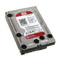 WD Red Plus 4TB 3,5' CMR 64MB / 5400RPM Class
