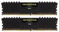 DDR4 Vengeance LPX 16GB/2666(2*8GB) CL16-18-18-35 BLACK 1,20V