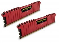 DDR4 Vengeance LPX 16GB /2400(2*8GB) CL16-16-16-39 RED