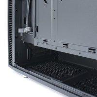 Define Mini C TG 3. 5'HDD/2.5'SDD uATX/ITX Tempered Glass   side panel