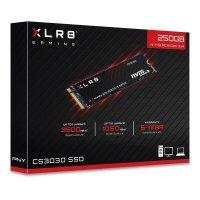 Dysk SSD 250GB XLR8 M.2 CS3030 M280CS3030-250-RB
