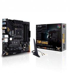 Płyta Asus TUF GAMING B550M-PLUS (WI-FI) /AMD B550/SATA3/M.2/USB3.1/PCIe4.0/WiFi/BT/AM4/mATX