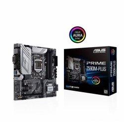 Płyta Asus PRIME Z590M-PLUS /Z590/DDR4/SATA3/M.2/USB3.2/PCIe4.0/s.1200/mATX