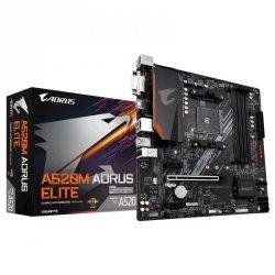 Płyta Gigabyte A520M AORUS ELITE (rev. 1.0)/AMD A520M/DDR4/SATA3/M.2/USB3.0/PCIe3.0/AM4/mATX