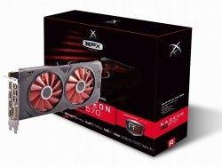 Karta XFX Radeon RX 570 8GB GDDR5