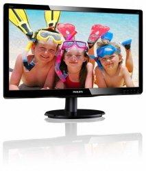 Monitor 19.53 200V4QSBR LED MVA DVI Czarny
