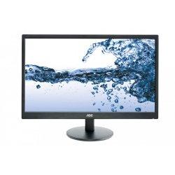 Monitor 21.5 e2270Swdn LED DVI Czarny