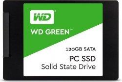Green SSD 120GB SATA 2,5 WDS120G2G0A