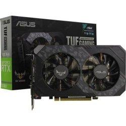 Karta graficzna GeForce TUF RTX 2060 6GB Gaming GDDR6 192BIT 2HDMI/DP/DVI