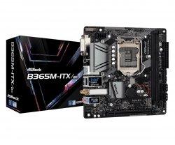 Płyta główna B365M-ITX/ac s1151 2DDR 4 HDMI/DP/ Mini ITX