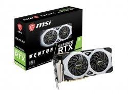 Karta graficzna GeForce RTX 2070SUPER VENTUS GP oc 8GB GDDR6 256bit 3DP