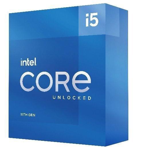 Procesor Intel® Core™ i5-11600KF Rocket Lake 3.9 GHz/4.9 GHz 12MB LGA1200 BOX