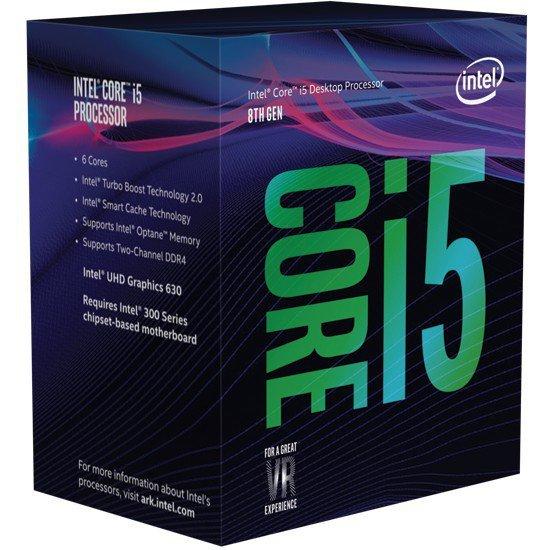 Intel i5 9400F / GTX 1650 /16GB / SSD240 + 1TB