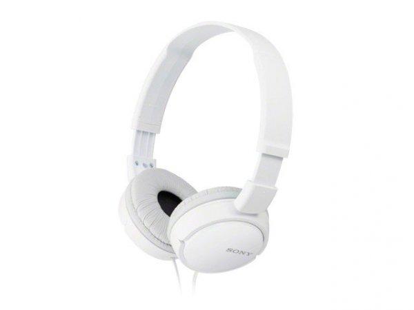 Słuchawki MDR-ZX110AP białe
