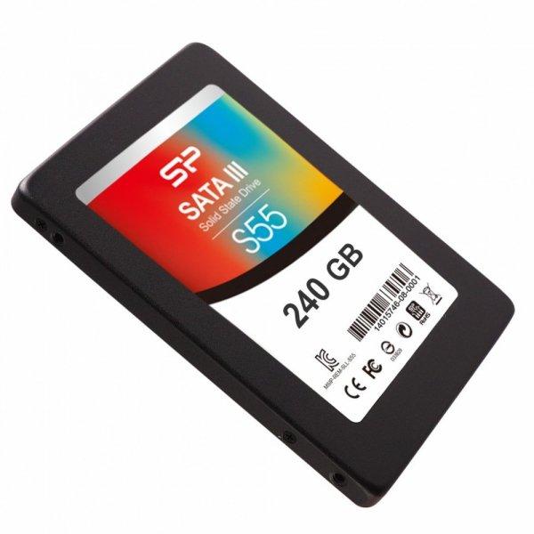 """Dysk SSD Slim S55 240GB 2,5"""" SATA3 550/450 MB/s 7mm"""