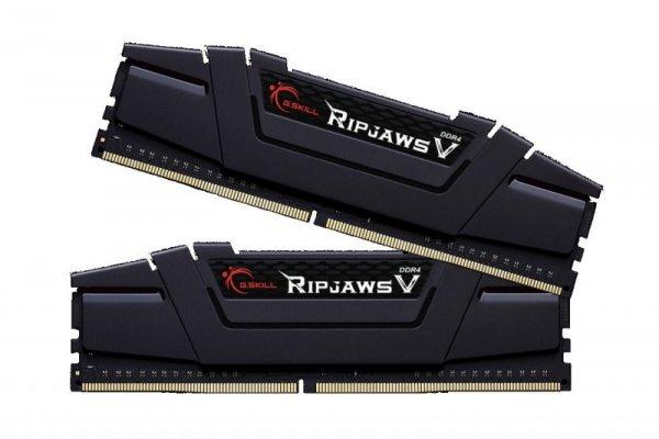 DDR4 32GB (2x16GB) RipjawsV 3200MHz CL16 rev2 XMP2 Black