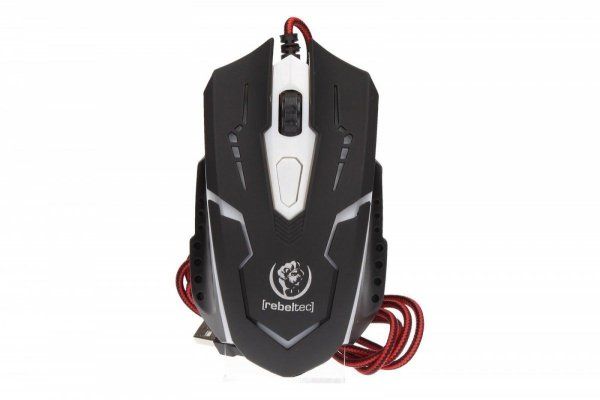 Gamingowa mysz optyczna USB COBRA 1000/1200/2400 DPI