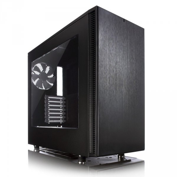 Define S Black Window 3.5'HDD/2.5'SDD uATX/ATX/mini ITX