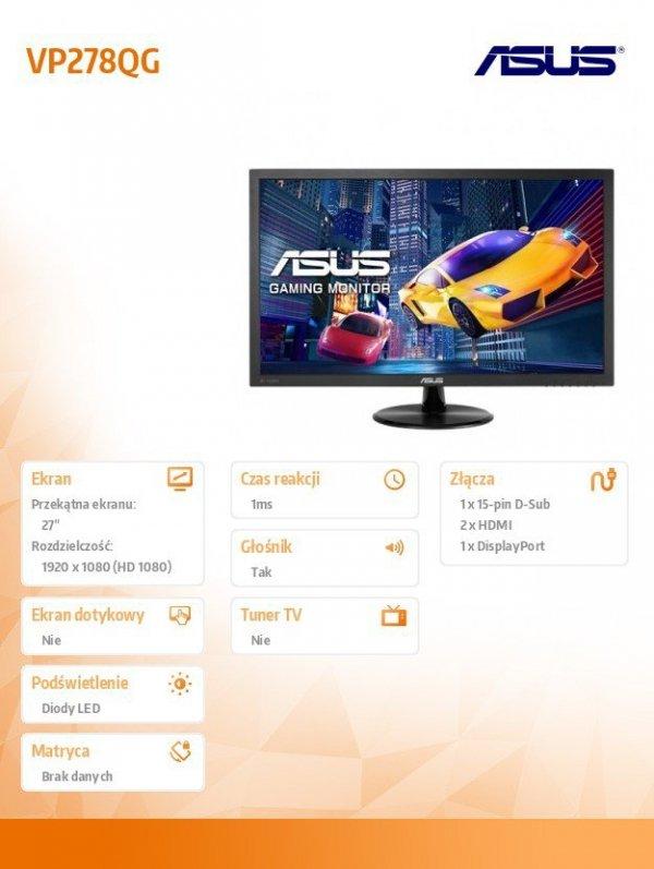 Monitor 27 VP278QG