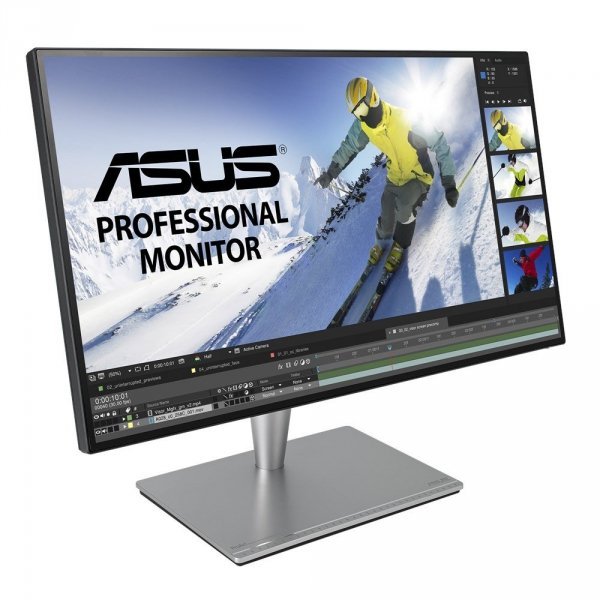 Monitor 27 PA27AC IPS WQHD 2560x1440 400nit HDR10 sRGB Thunderbolt3 HDMI DP 2xUSB-C 3xUSB3.0 GŁOŚNIK PIVOT REG.WYS. 3Y PUR + 36m