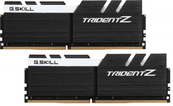 TridentZ DDR4 2x8GB 3200MHz CL14-14-14 XMP2 Black
