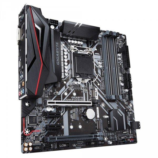 Płyta główna Z390 M GAMING s1151 4DDR4 HDMI/DVI/USB 3.1 micro ATX