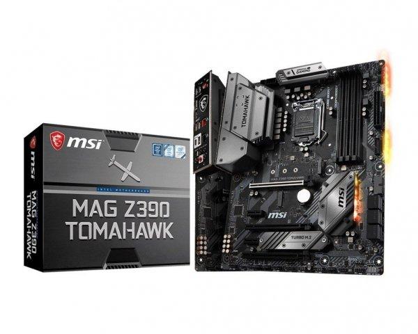 Płyta główna MAG Z390 TOMAHAWK S1151 4DDR4 HDMI/DP/M.2 ATX