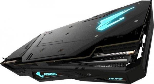 Karta graficzna AORUS RTX 2080 Ti XTREME 11GB GDDR6 352bit DP/HDMI/USB-c