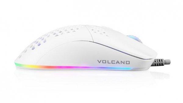 Mysz optyczna przewodowa biała VOLCANO SHINOBI 3327