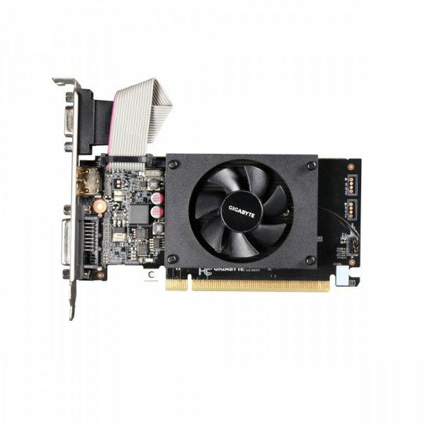 Karta graficzna GT710 2GB DDR3 64BIT DVI/HDMI/DSUB