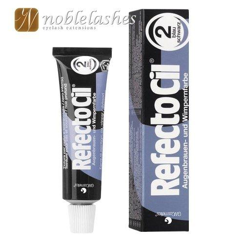 Henna in gel RefectoCil (blu - nero)