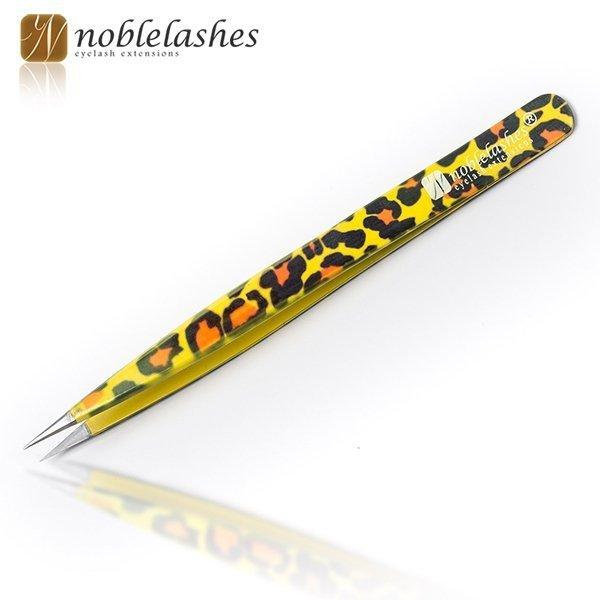 Pinzetta dritta  Leopardata