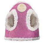Winter harness OSLO pink