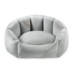 Luxury Bed BLISSY gray