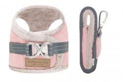 Harness-vest YETI pink