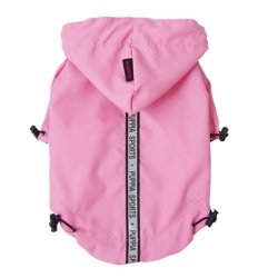 Rain jacket BASE JUMPER pink