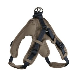 Harness VARIO QUICK brown-red