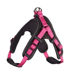 Harness VARIO QUICK black-pink