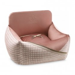 Car Bed GLAMUR pink