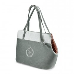 Pet Carrier PARIS gray