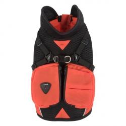 Trekkingowa kurtka P2 pomarańczowa